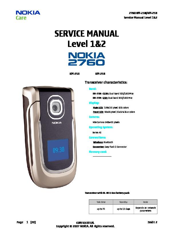 Nokia_2760_Service_Manual__Level_1_2_.pdf