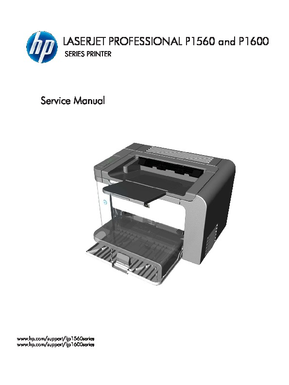 HP LaserJet P1560-P1600 Series Service Manual.pdf