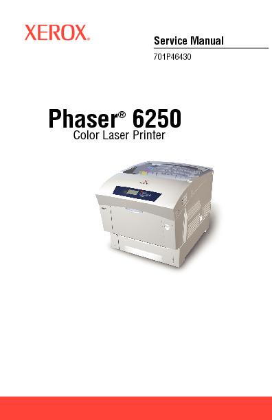 Phaser 6250 Series.pdf