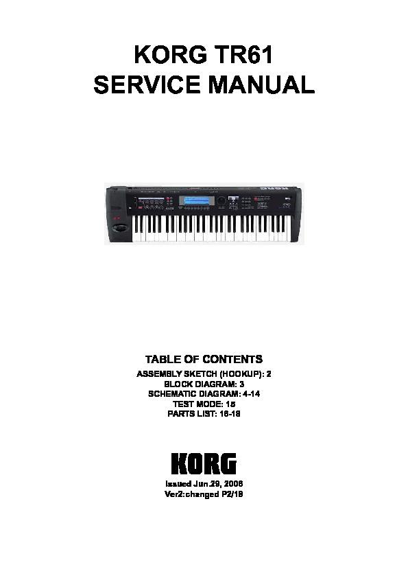 korg tr61 service manual.pdf