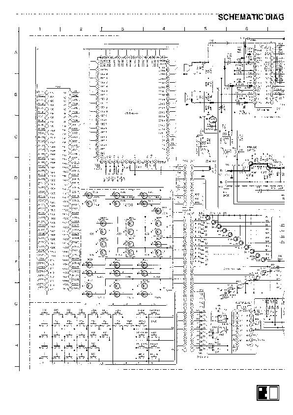 panasonic kx t7030 panast7030 pdf diagramas de telefonos