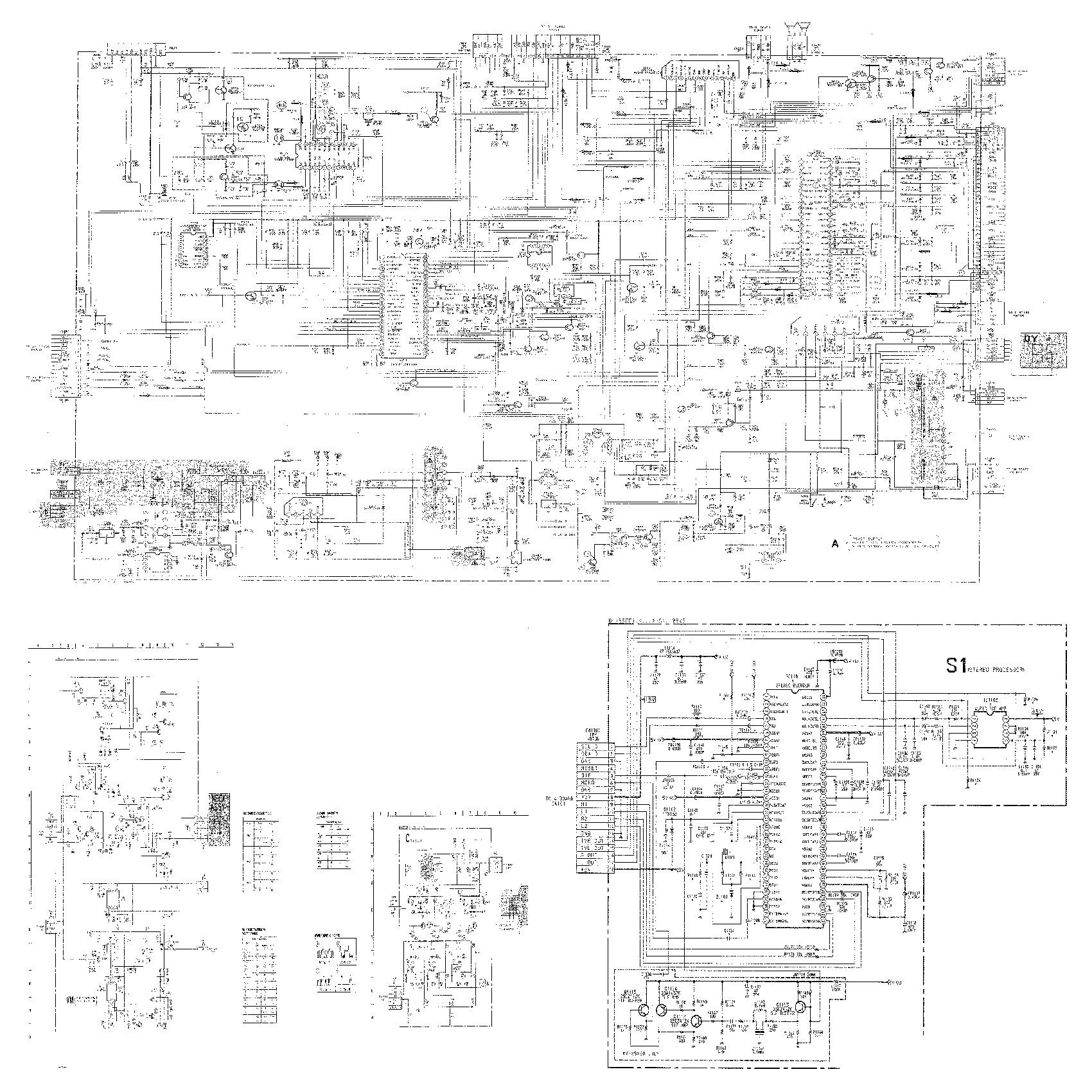hypson kv 29x5r tv sony kv 29x5r 1  pdf diagramas de
