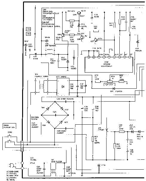Televisores   Diagramasde  Diagramas electronicos y