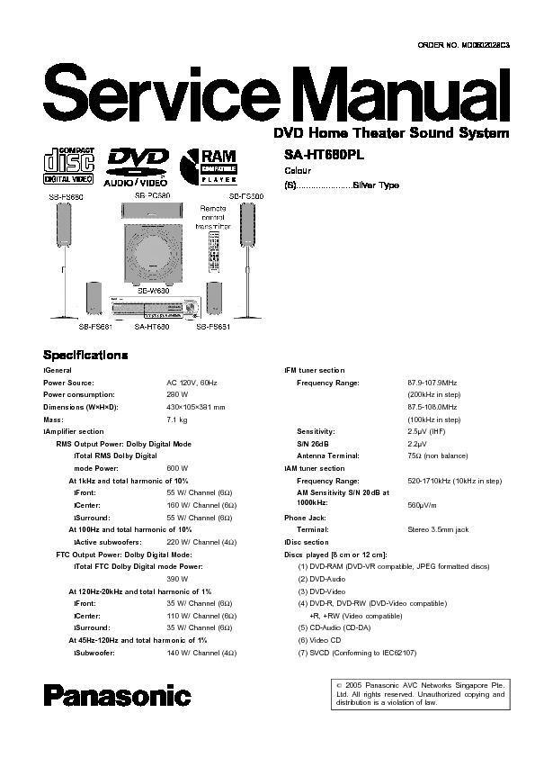 Dvd home theater system ht-wx70 instruction manual eng ah68-01951g rev: 00 compact digital audio