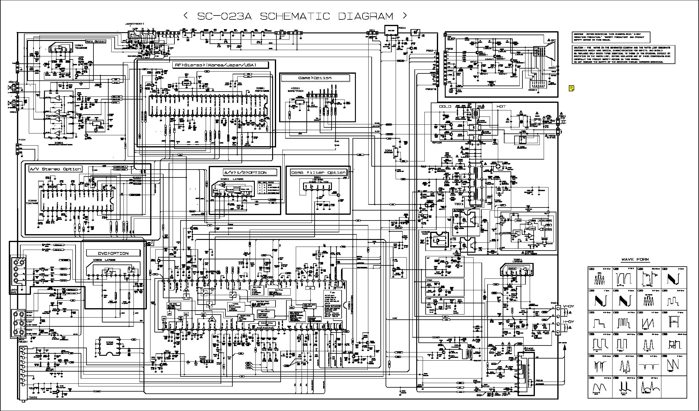 Lg Lg Cp 20j52a Pdf Diagramas De Televisores Lcd Y Plasma