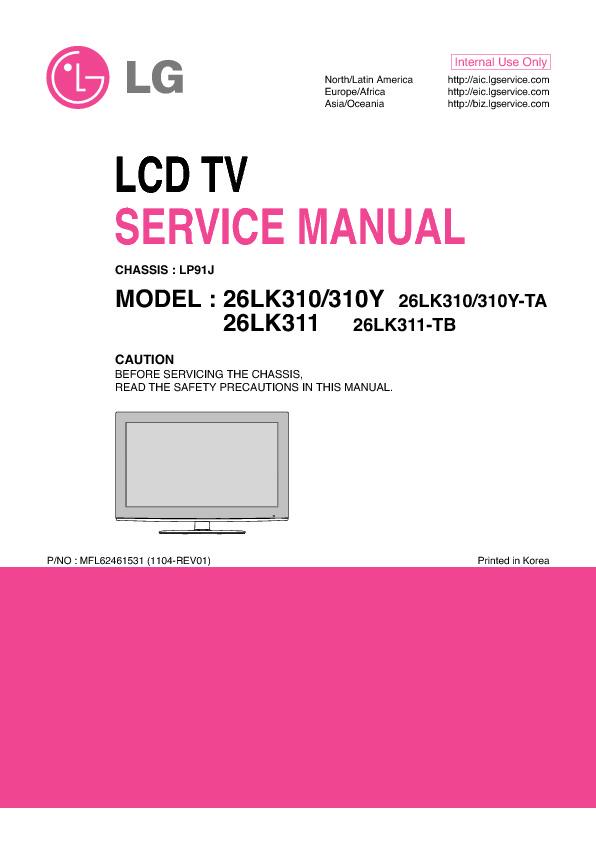 LG 26LK310-Ch-LP91J.pdf