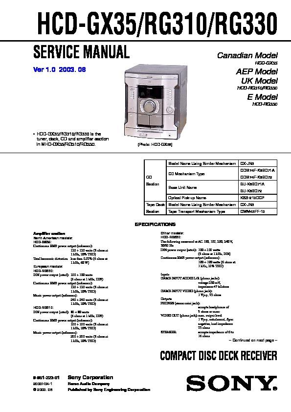 HCD-RG330 RG310-GX35.pdf