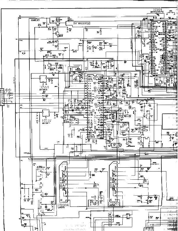 panasonic panasonic tc20g12 pdf diagramas de televisores lcd y plasma