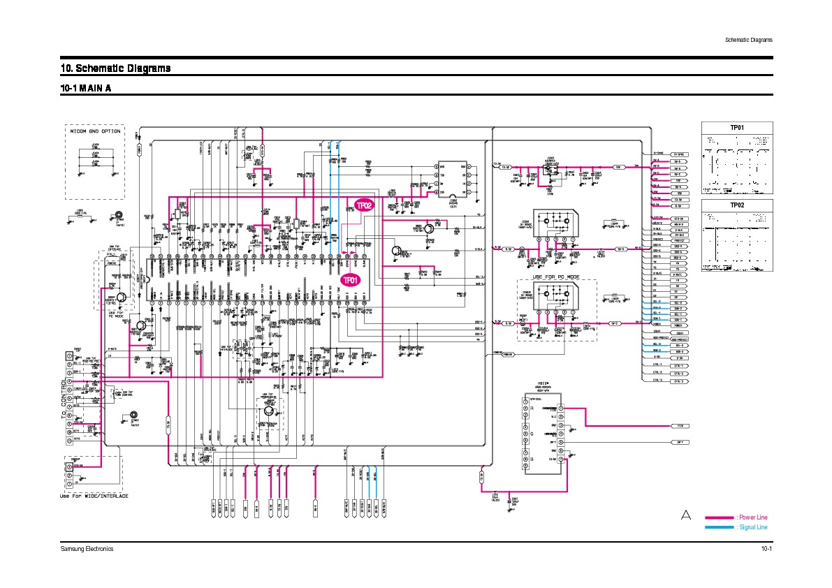 Samsung Lcd Tv Manual Pdf Schematic Diagram On Plasma