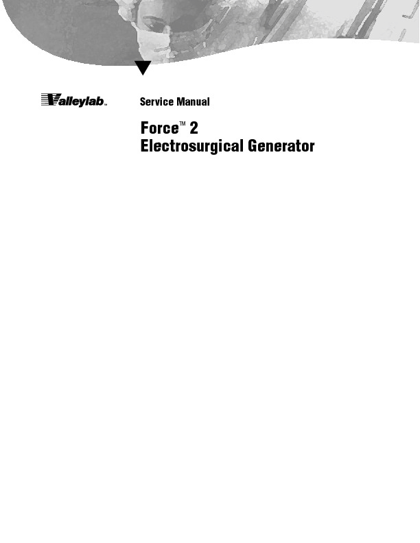 Valleylab_Force_2_Electrosurgical_Generator_-_Service_manual.pdf