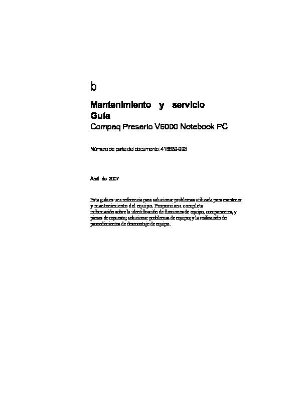 Compaq Presario V6592ES.pdf