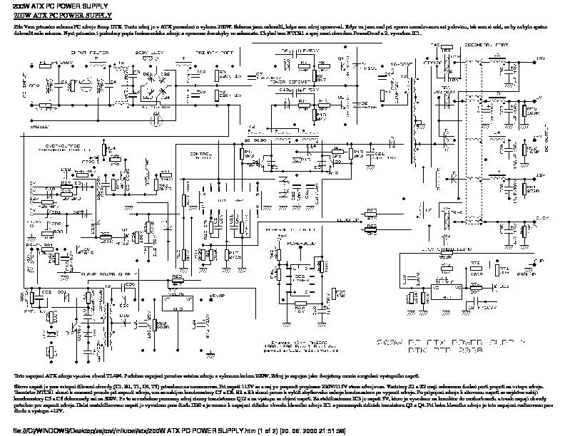 ATX schematic 200W.pdf