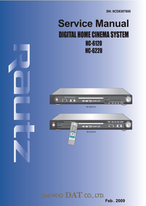 DAEWOO-service manual hc-9120ux.pdf