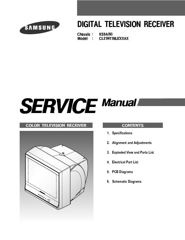 Samsung CL21N11MJ Chasis KS9A.pdf