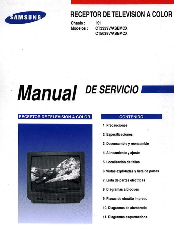 SAMSUNG CT3339V, CT5039V K1.pdf