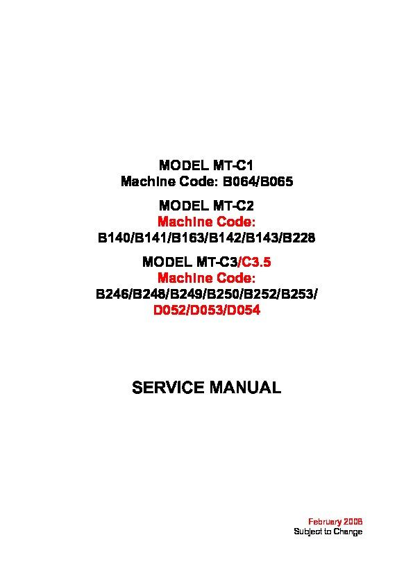 Service Manual_Aficio_1060 1075.pdf