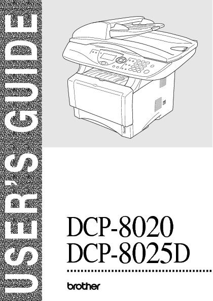 brother dcp 8020 user guide.pdf