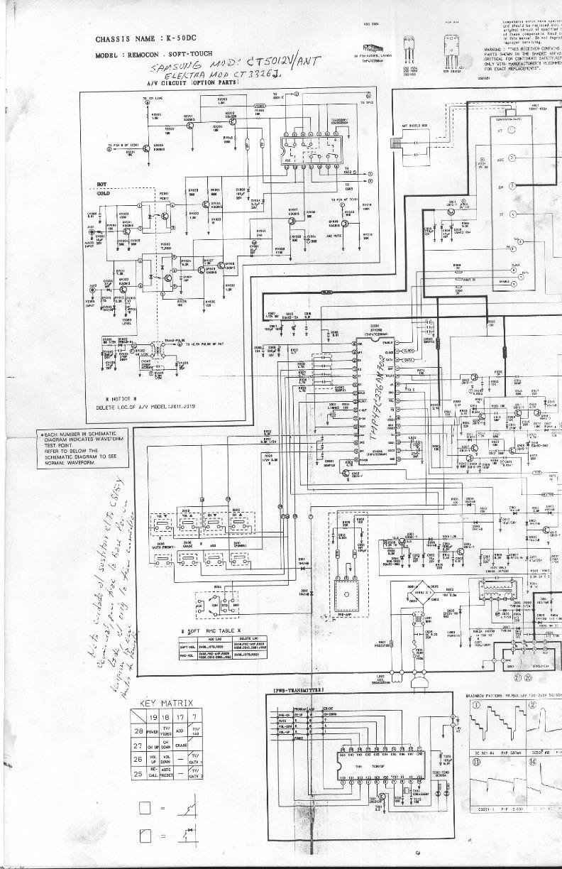 samsung samsung ct 5051v k50dc pdf diagramas de