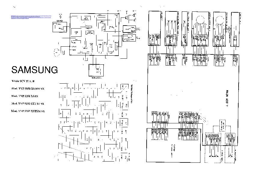 TV-VCR SAMSUNG TVP5050, TVP5350XSTS, TVP5350SXT, TVP5350XSTSM.pdf