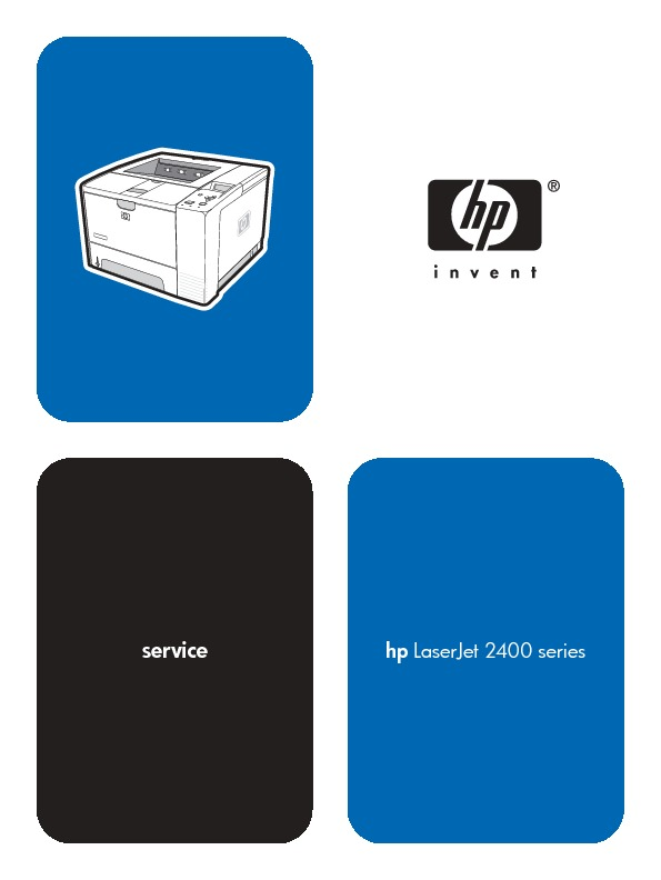 hp color laserjet cp2025 service manual