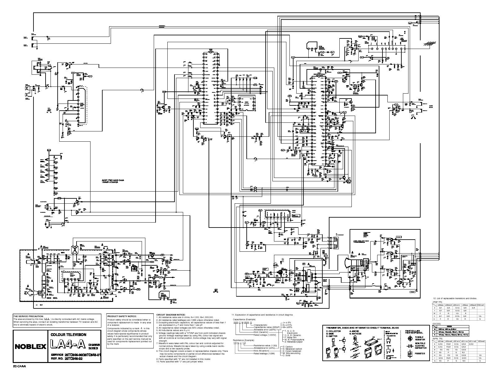 sanyo c29lk34 la4a sanyo c29lk34 chassis la4a pdf