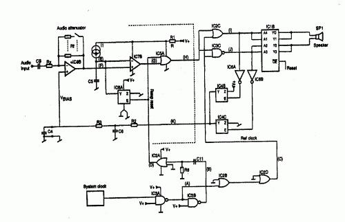 varios jensen alx 3000 amplificador clase d png diagramas