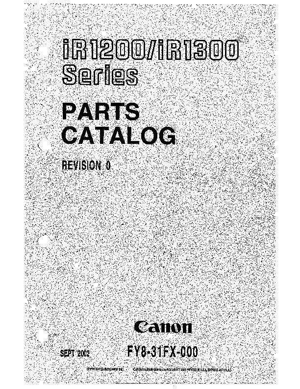 IR1200-IR1300 SERIES PARTS CATALOG.pdf