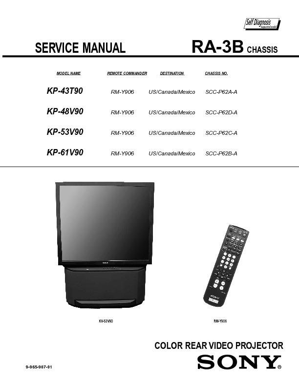 KP-61V90 SONY.pdf