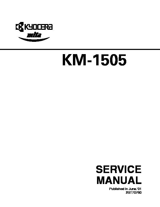 KM-1505 MANUAL DE SERVICIO.pdf