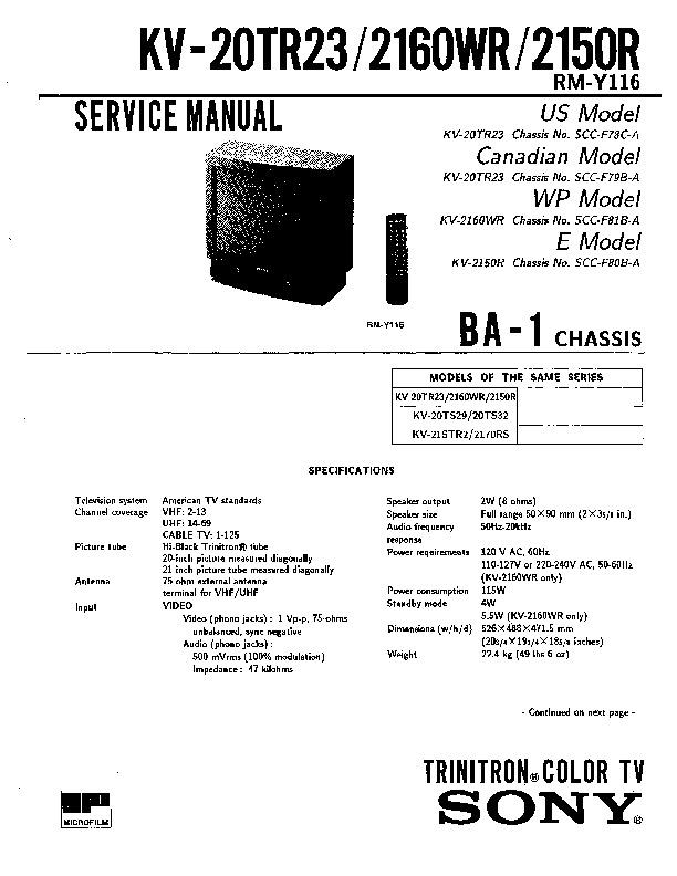 SONY-KV2160WR-chassis BA-1.pdf
