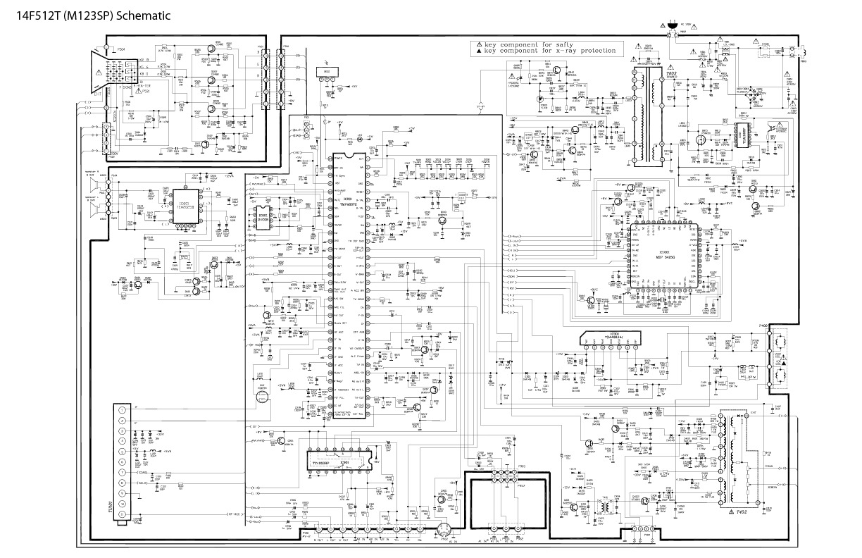 Tcl Tv Circuit Diagram Pdf