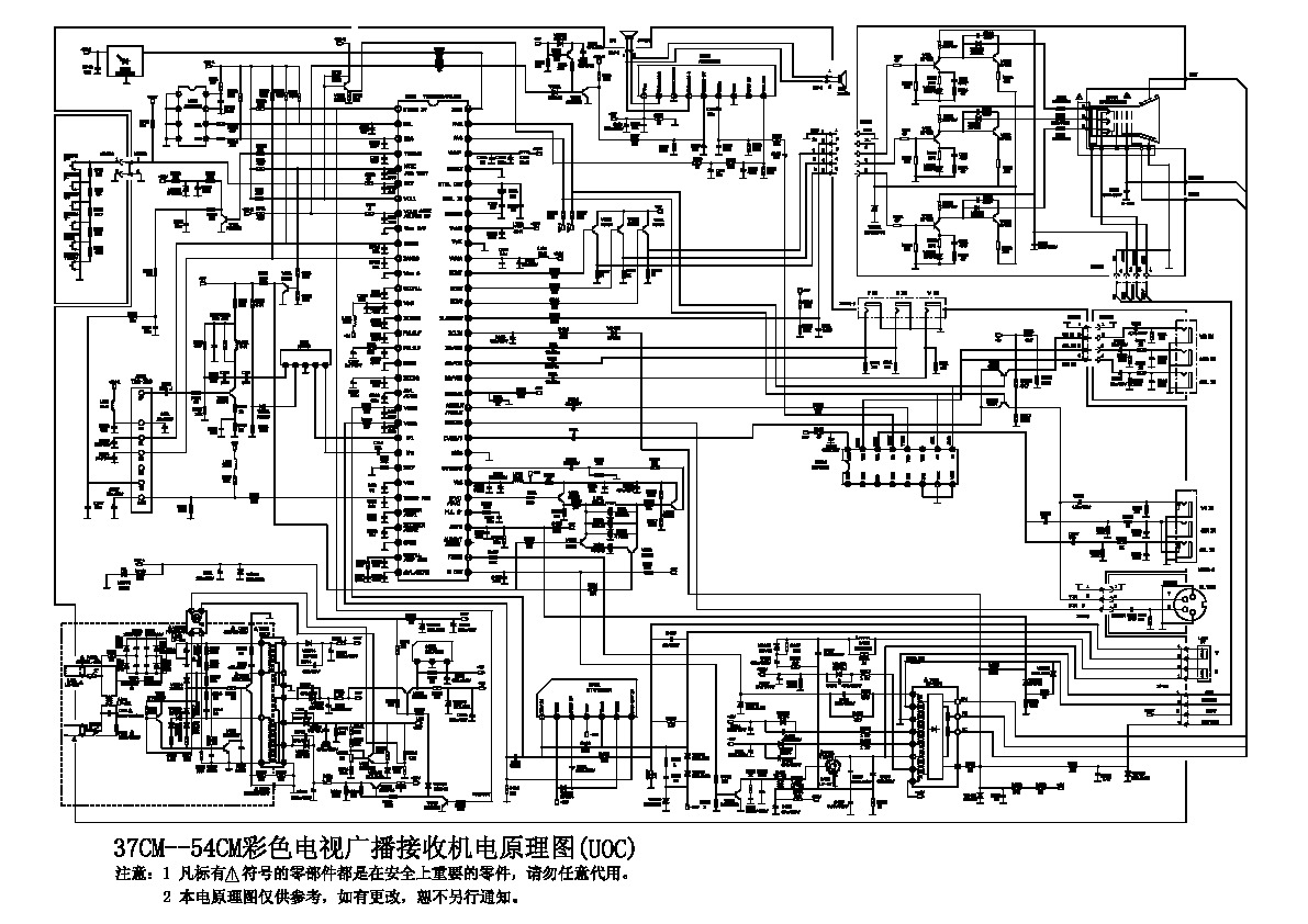 Diagramas De Tv China