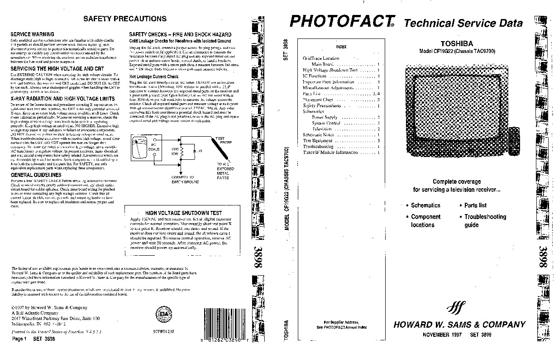 Toshiba CF19G22 Chasis TAC9700.pdf