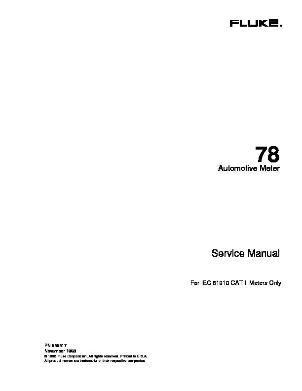 Fluke 78 automotive meter.pdf