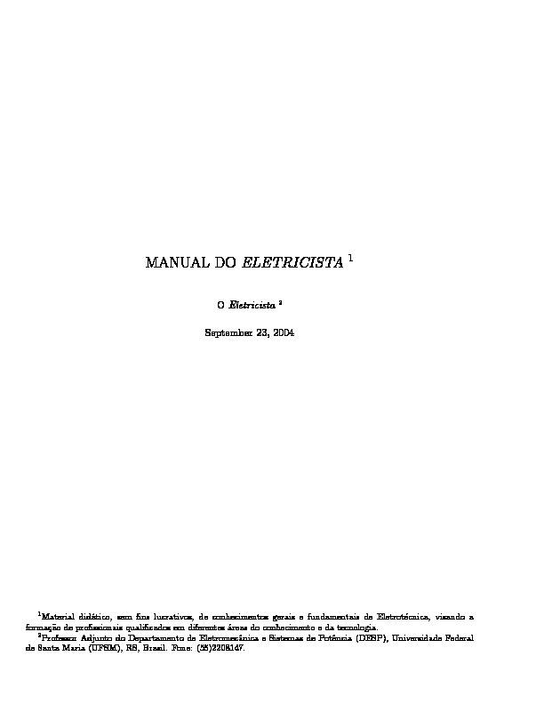Manual do Electricista.pdf