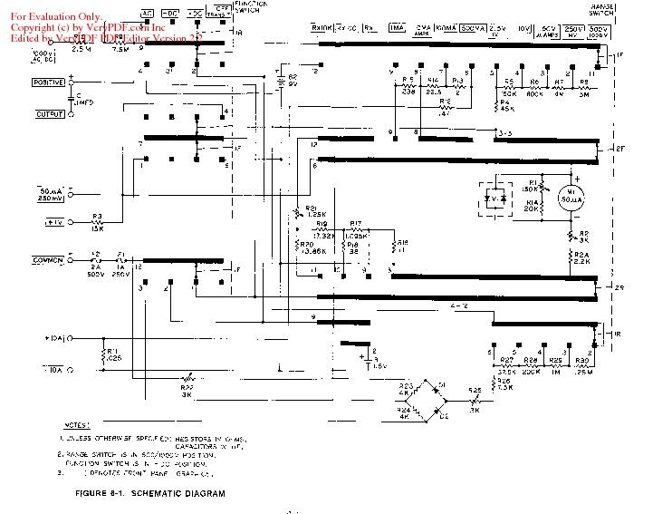 simpson 260 7 image3 pdf diagramas de instrumental