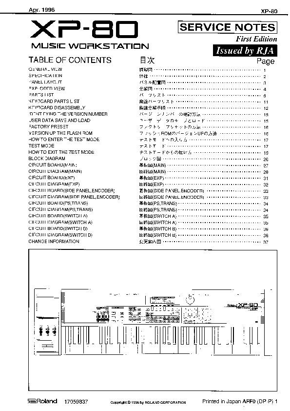 Roland XP-80 service manual.pdf