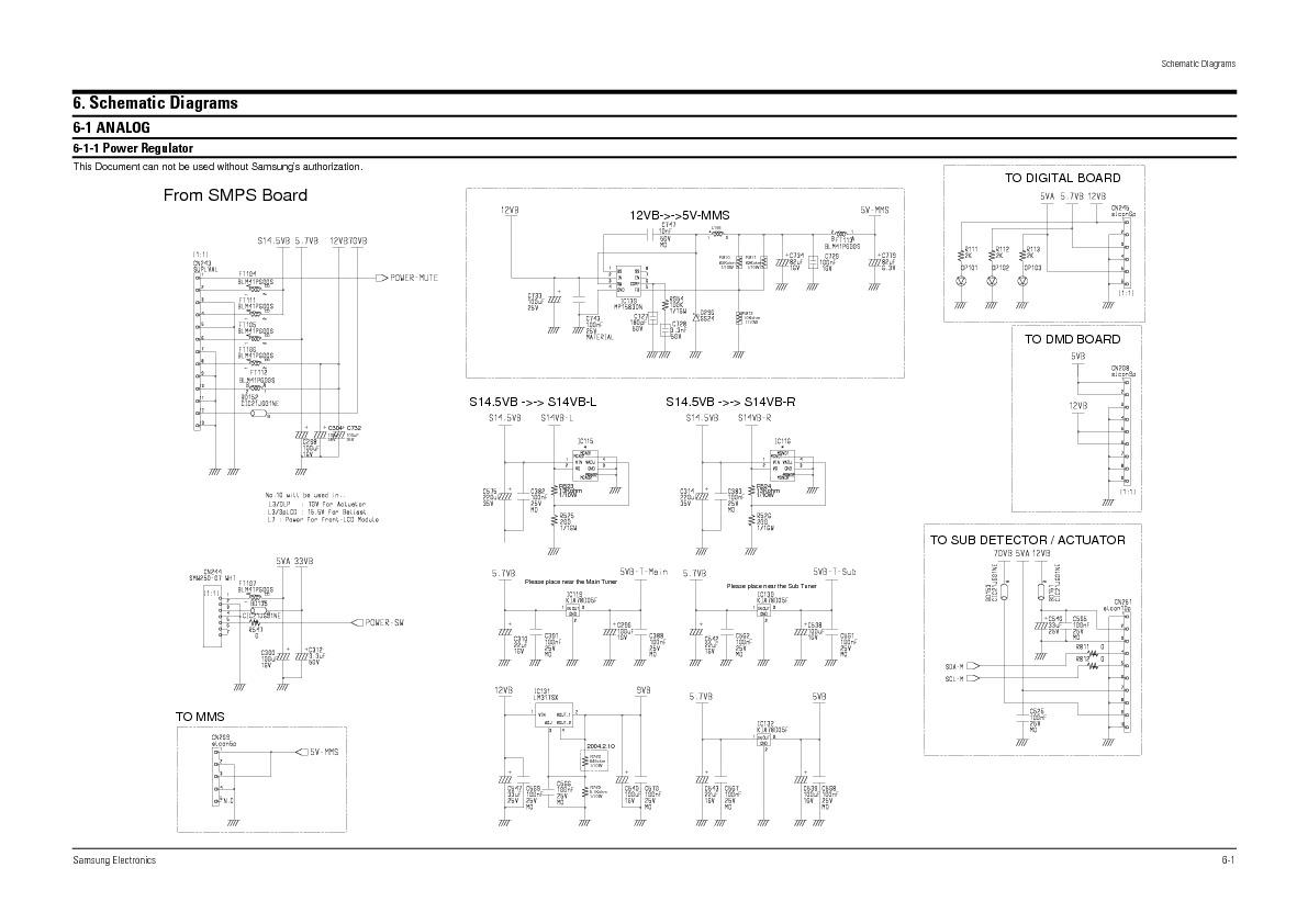 tv Samsung HL-P4663W Schematic.pdf