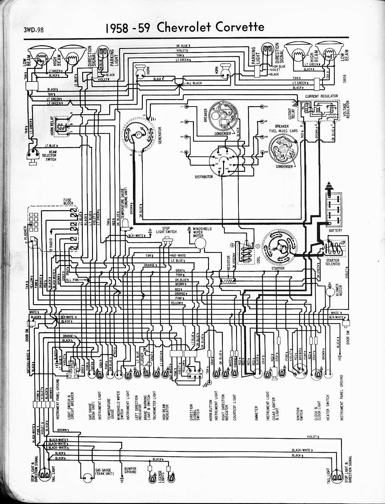 Chovrolete 59 Mwirechev58 3wd 098 1  Jpg Diagramas De Autos