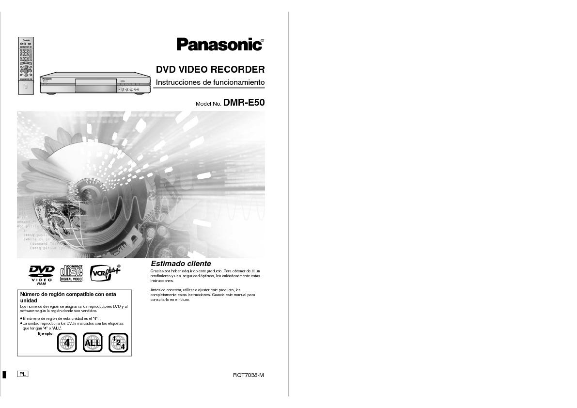 PANASONIC DMRE50.pdf