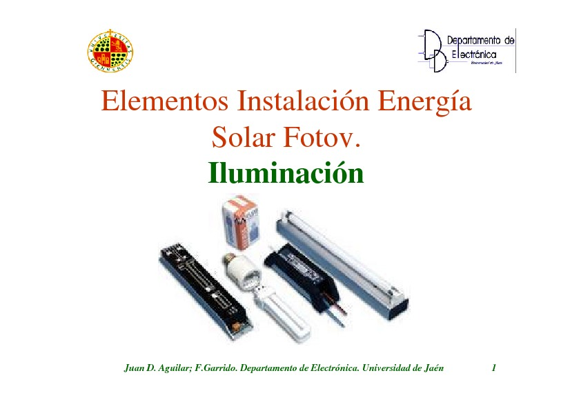 Iluminacion - Instalacion energia solar.pdf
