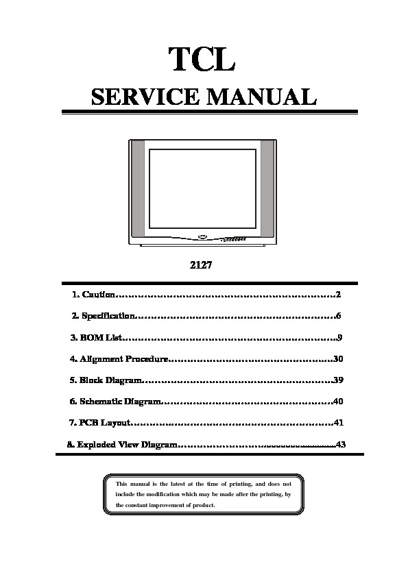 2127_Service_Manual TCl.pdf