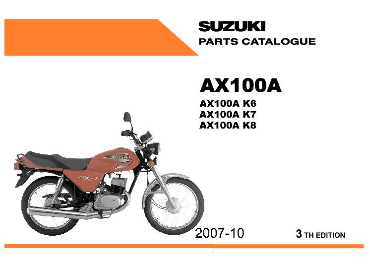 suzuki ax 100 resultados de la b squeda diagramasde com rh diagramasde com suzuki ax 100 manual de servicio suzuki ax 100 manual de usuario