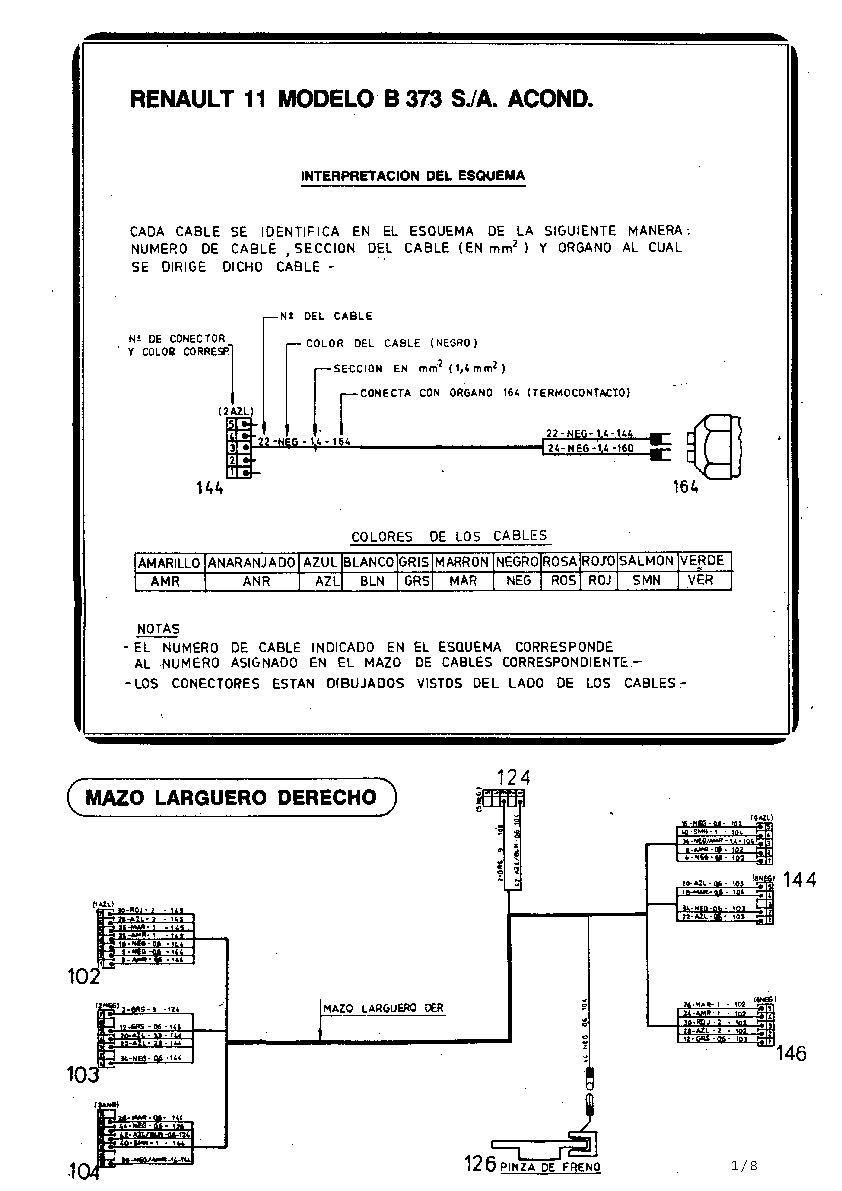 Renault       Renault    11    Renault    9 circuitoelectrico pdf