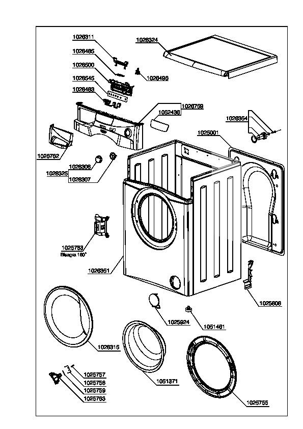 drean excellent blue fase ii pdf diagramas de lavarropas