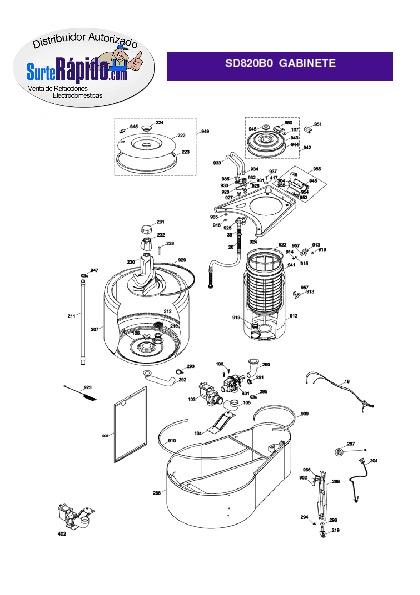 easy easy sd820b0 pdf diagramas de lavarropas secadoras
