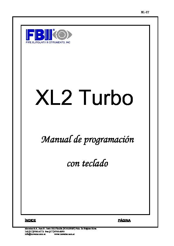 FBII XL-2T Manual de instalacion.pdf