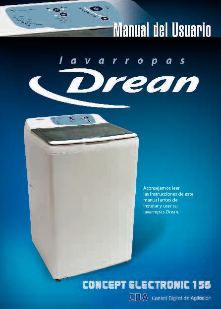 lavarropas drean concept electronic.PDF