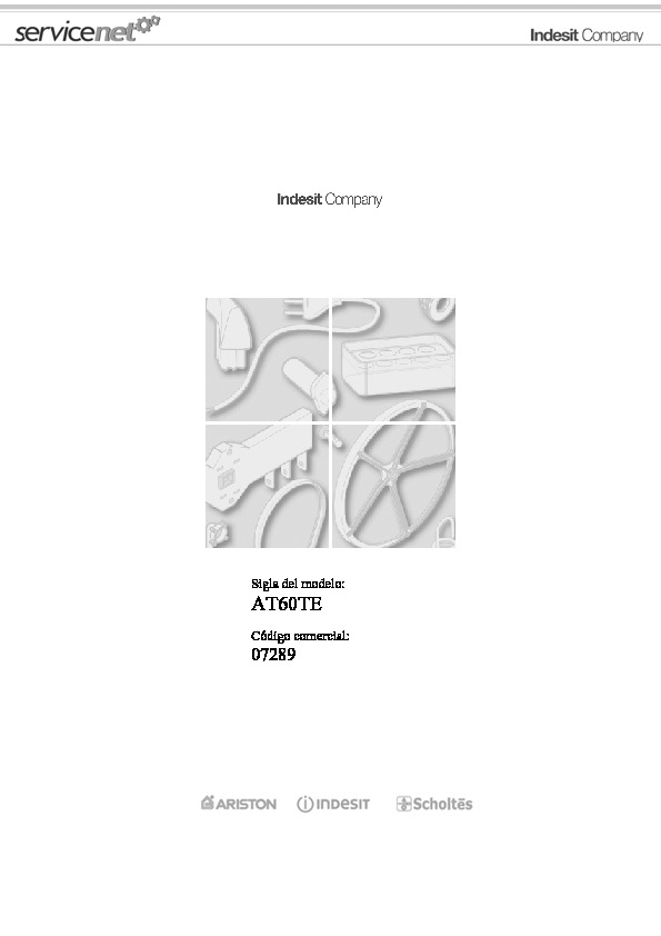 Ariston indesit AT60TEV.pdf