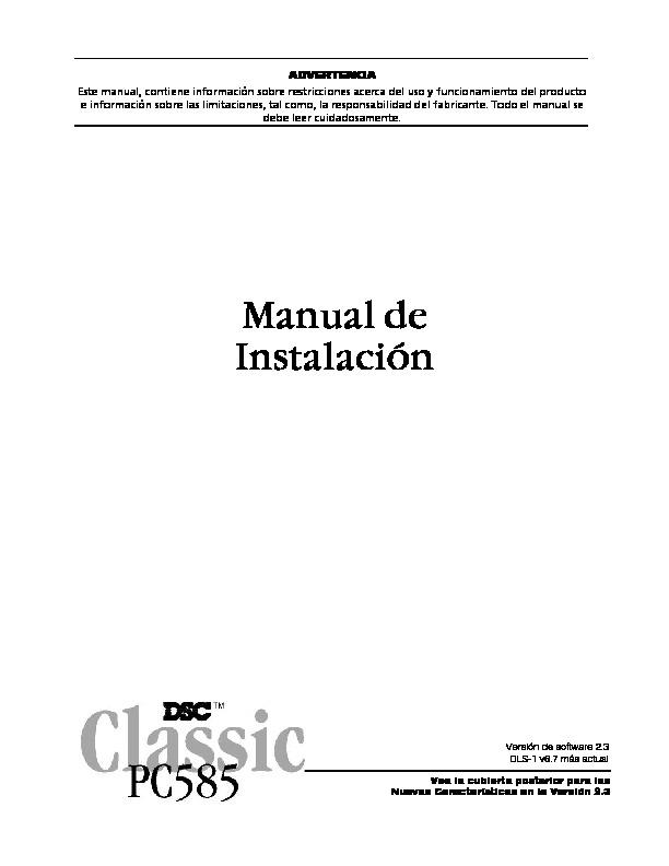 Alarma Dsc pc585,1565.pdf